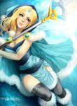 Crystal Maiden by Opeiaa