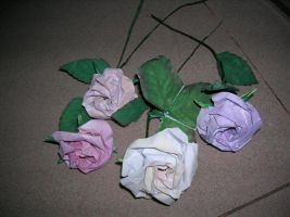origami rose by nutz300591