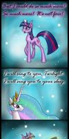 Twilight Sparkle Regeneration by ShurikART