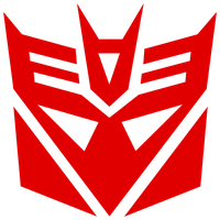 Transformers Shattered Glass - Decepticons Symbol by mr-droy