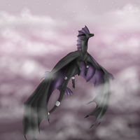 Art trade with Dark-Zehira by Lycandra