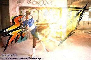 Street fighter Chun Li Cosplay (3) by multipack223
