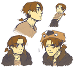 jim hawkins by thanoodles