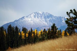 Rocky Mountains by suztopia