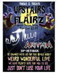 Halloween gig poster by spoof-or-not-spoof