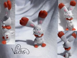 659 Bunnelby by VictorCustomizer