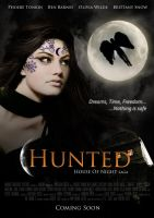 Hunted - Movie Poster by NatBelus