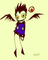 Ryuk is sexay by inkylinkyboooo