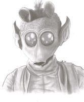 Greedo by EggplantWizard