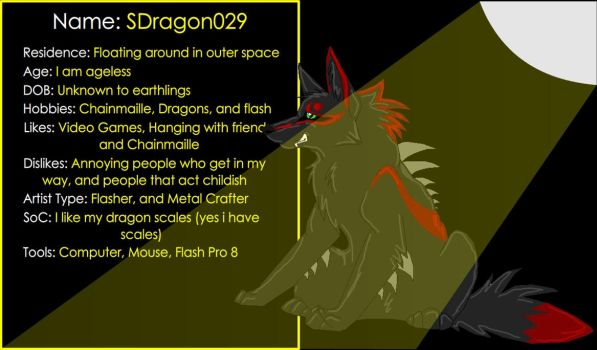SDragon029's ID Attempt 1 by SDragon029