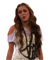 Miley Cyrus PNG by itsthesuckzone