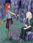 Pity - Ginny and Draco by aecr