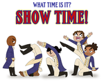 Hamilsquad Showtime! by MevrouwRoze