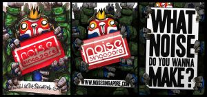 ANTZ X NOISE 2008 by antz81