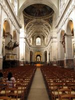 St Roch church - nave by kwizar