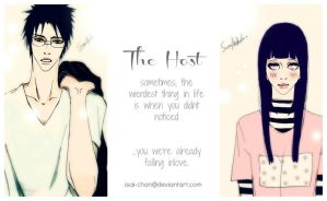 the host (cover) by isai-chan