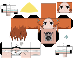 Orihime by hollowkingking