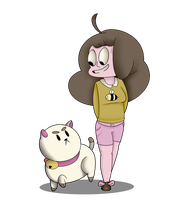 Bee and puppycat by MDStudio1