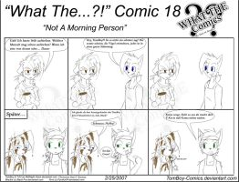 What The Comic 18 German by Sam-F-Nacman