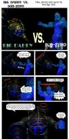 Mr.B VS. Sub-Zero - FIGHT by SurfTiki