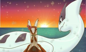 A Look in the Horizon by Joana-the-Raichu