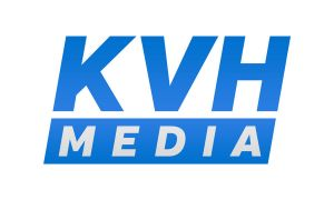 KVH Media Logo Redesign by theKovah