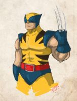 Wolvie Warm Up by Sammy514