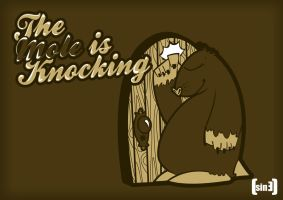 The Mole is Knocking by Kessp