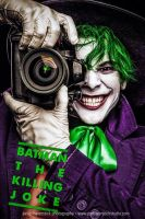 Smilex on the Killing Joke Cosplay by SmilexVillainco