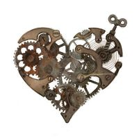 Clockwork Heart by LeggRoom