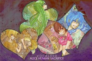 alice human sacrifice by Renue