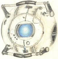 Wheatley by CamKitty2
