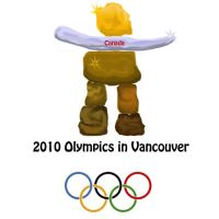 2010 Olympics in Vancouver BC by PlunkettGW