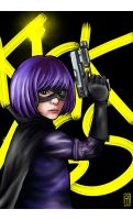 .: Hit Girl :. by zsami