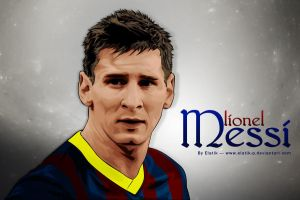 Lionel Messi by elatik-p