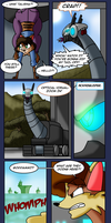 The Cat's 9 Lives! 3 Catnap and Outfoxed Pg69 by TheCiemgeCorner