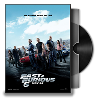 Fast and Furious 6 by Natzy8