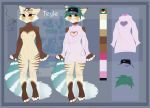 Cat anthro auction. OPEN. by AdoptableDianaHunter
