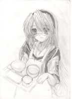 tomoyo incomplete-clannad by sangre1