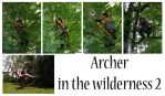 Archer in the wilderness 2 by syccas-stock