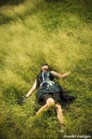 Bed Of Grass by hellsign