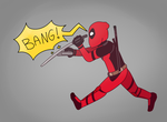 Deadpool by Gobziller