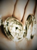She holds the time in her palm by OutstandingBitch