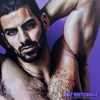 Nyle DiMarco by ChipWhitehouse
