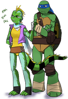 FR2 - Leo and Jade by TSCLonix
