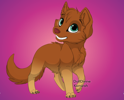 Kate for LionKingLover2004 by CuteWolf2004