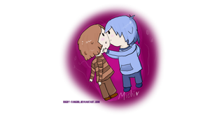 Morby: Tu cara es hermosa / Your face is beautiful by Rigby-FanGirl