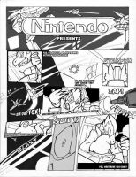 Smash Brothers Chp13 pg01 by FlintofMother3