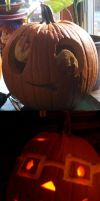 Jack-o-Lanterns Made of Win by DorkyPumpkin