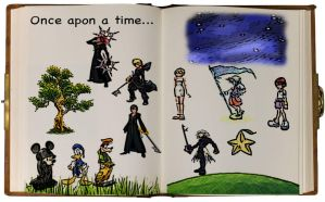 Story Book by GDMonster
